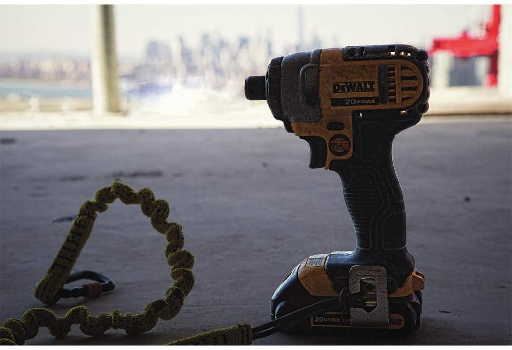 Dewalt 20v max cordless drill combo kit (DCK590L2)