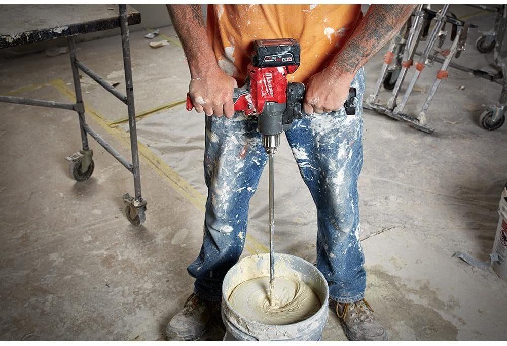 Best Electric Handheld Concrete Mixers