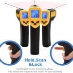 Etekcity Infrared Thermometer Lasergrip 774