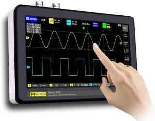 Best Portable Digital USB Oscilloscopes