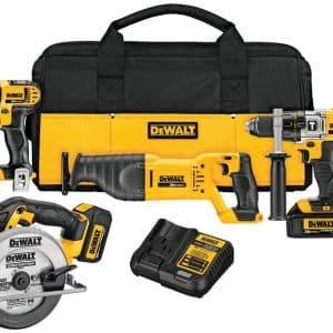 Dewalt Cordless Drill Combo Kit (DCK590L2)