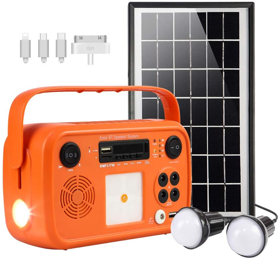 Soyond Portable Solar Power Generator Review