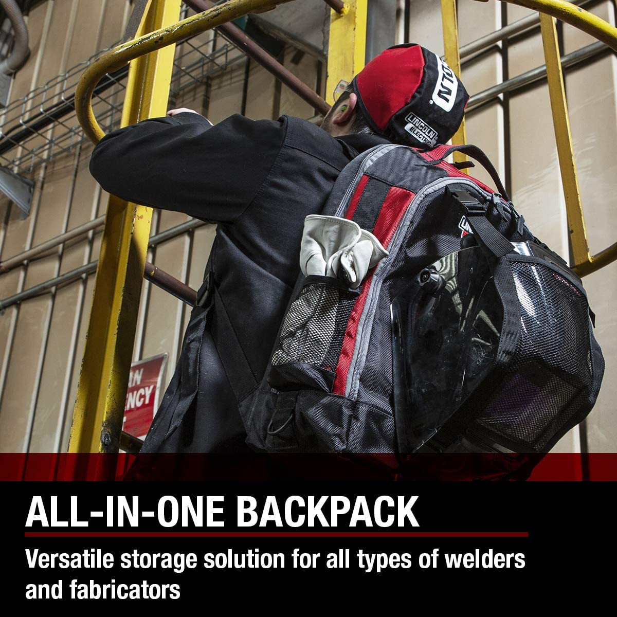 Best Welders Backpack