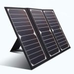 KINGSOLAR Solar Charger 21W Portable Solar Panel