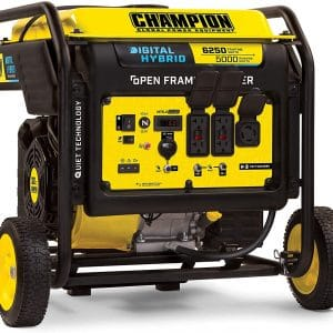 Why Choose Champion Generators?