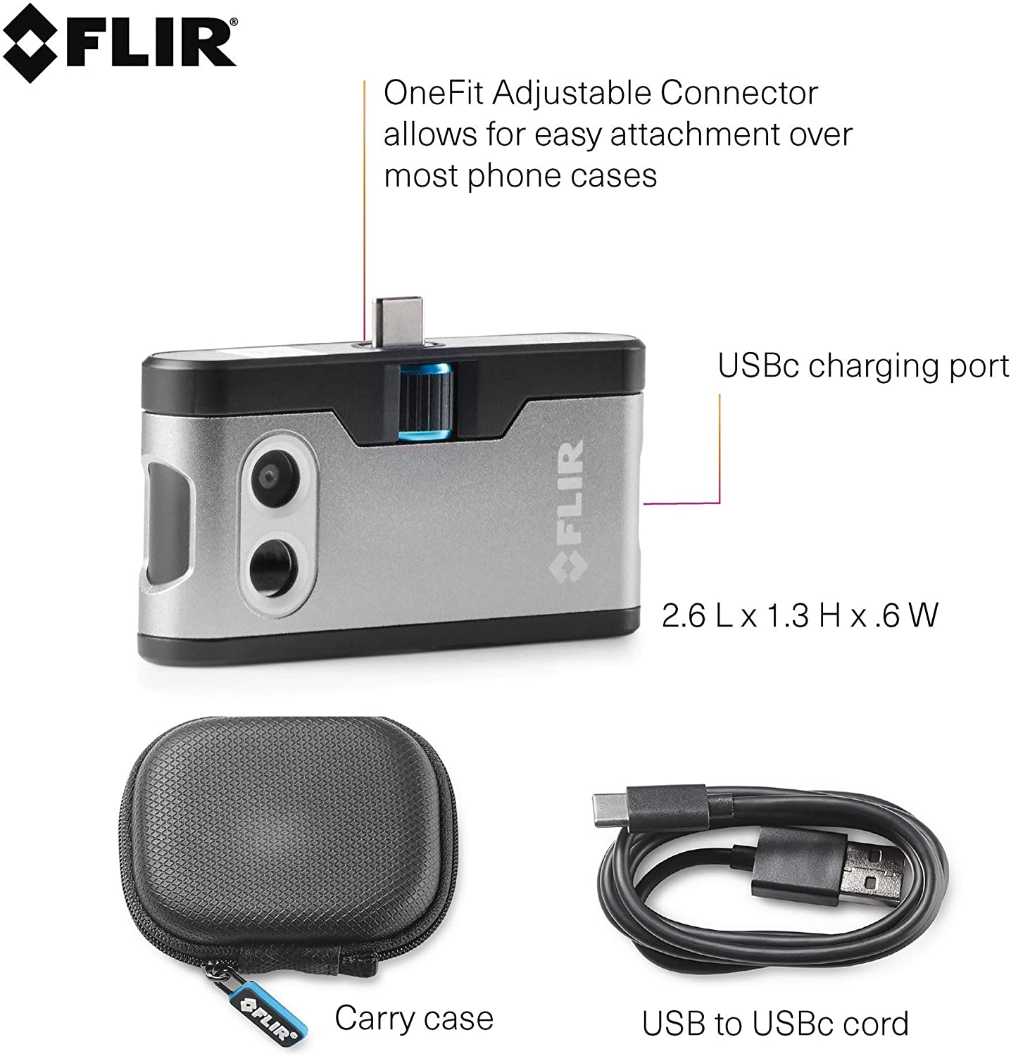 FLIR One Gen 3 Thermal Camera