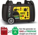 propane generators