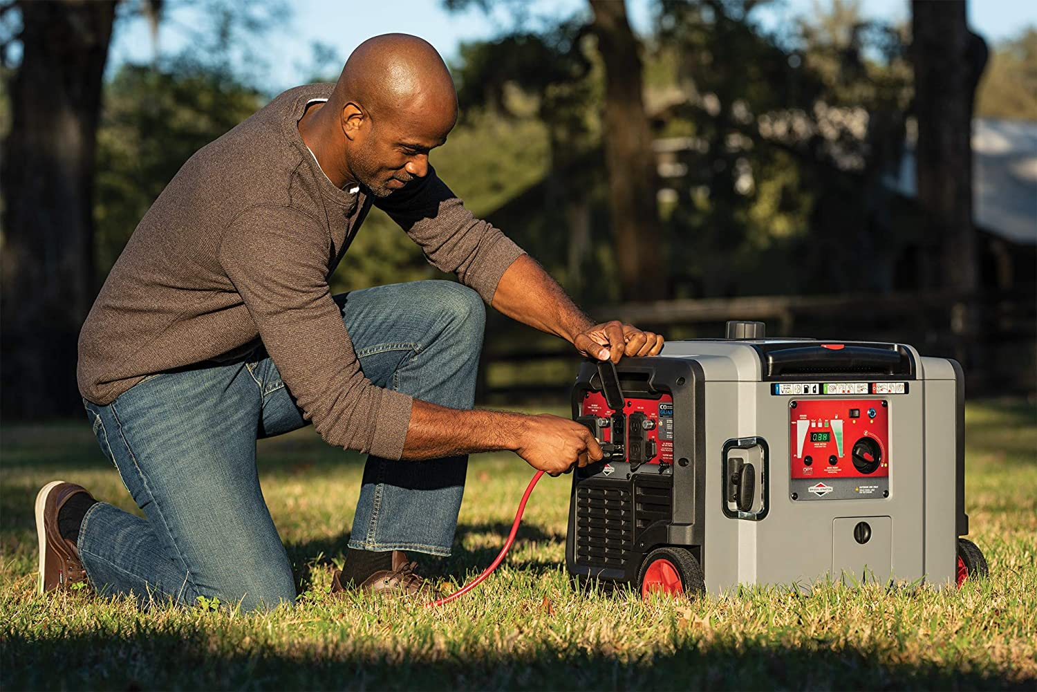 Briggs & Stratton P4500 Power Smart Series Inverter Generator