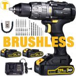 Benefits ofBrushless Drills