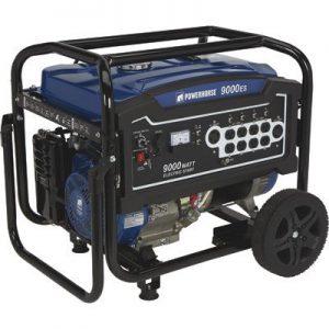 9000 Surge Watts, 7250 Rated Watts, Electric Start, EPA Compliant