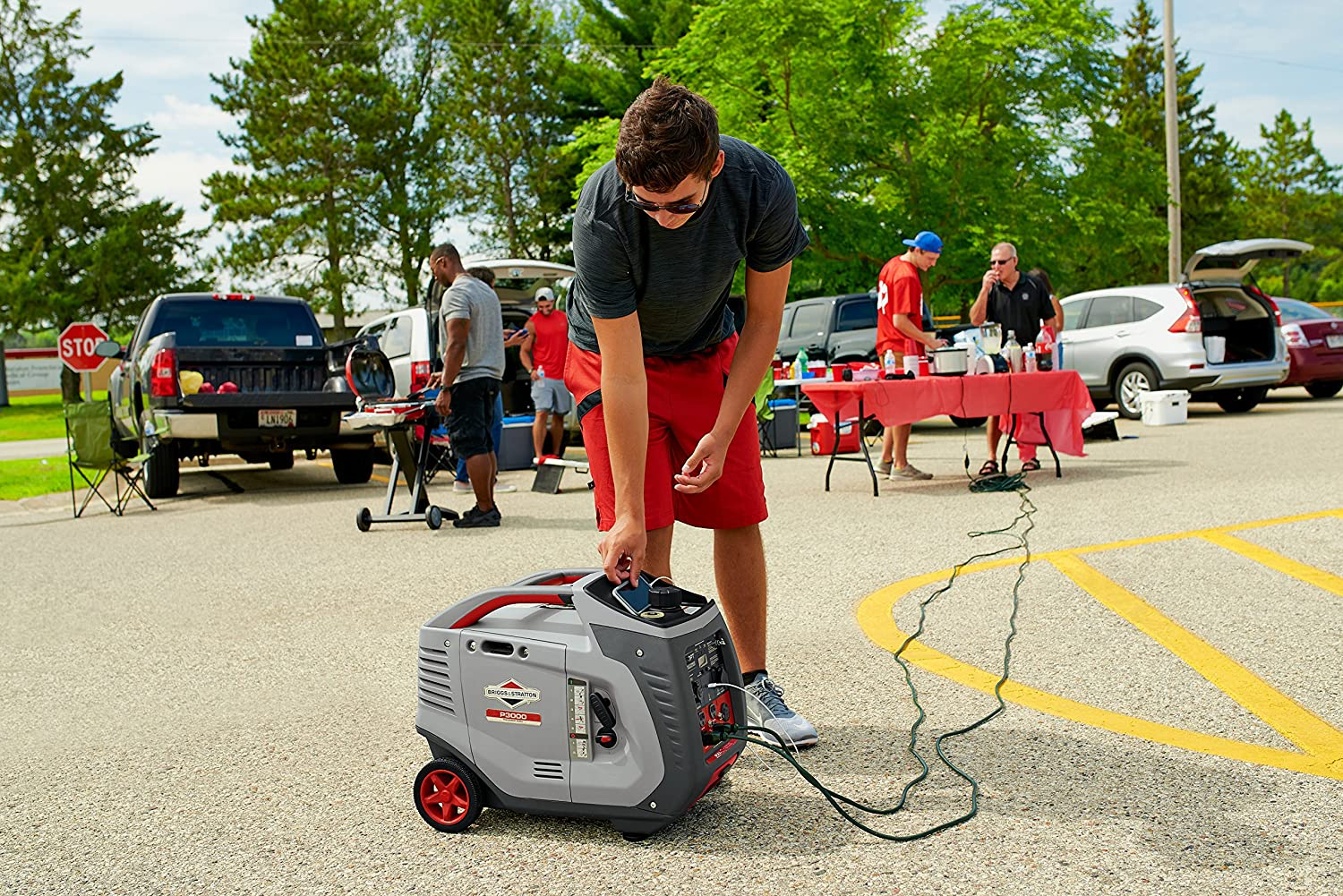 Briggs & Stratton P3000 Power Smart Series Inverter