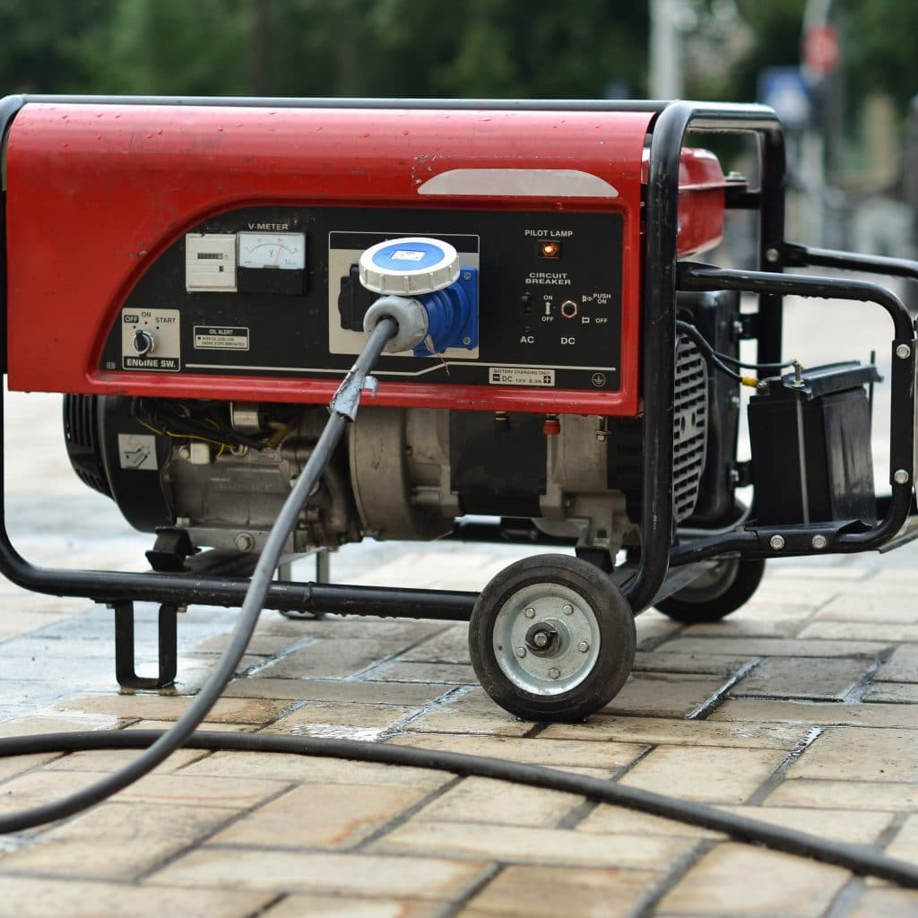 How to parallel two portable generators