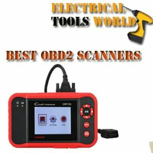 Top 15 Best OBD2 Scanners in 2019 - ElectricalToolsWorld