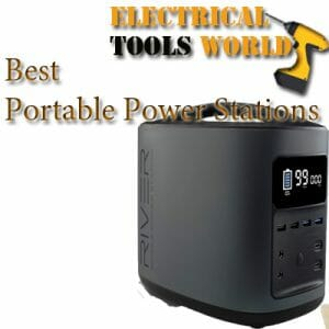 Top 15 Best Portable Power Stations in 2019 - ElectricalToolsWorld