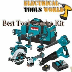 Top 15 Best Tool Combo Kit in 2019 - ElectricalToolsWorld