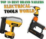 Where to use brad nailers?