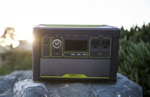 GOAL ZERO YETI 400 PORTABLE POWER STATION-2