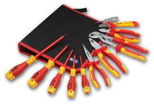 RUWOO Z03011 1000V VDE 11-Piece Insulated Tools Set-2RUWOO Z03011 1000V VDE 11-Piece Insulated Tools Set-2