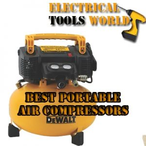 Best Portable Air Compressors in 2020