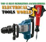 Best Demolition Jackhammers:Buyer's Guide
