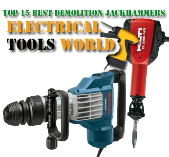 Best Demolition Jackhammers