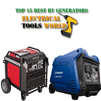 best rv generators cover