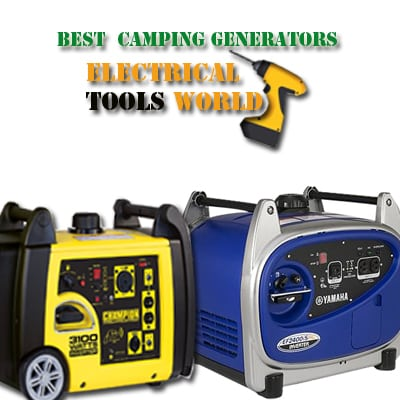 best camping generators