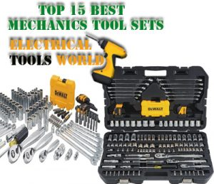 Best Mechanics Tool Sets