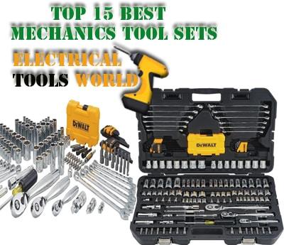 Top 15 Best Mechanics Tool Sets in 2020