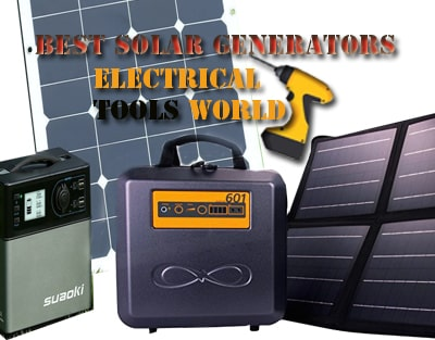 Best Solar Generators  in 2020