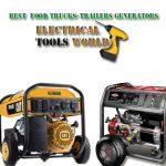 cover food trucks generators