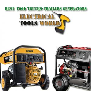 cover food trucks generators